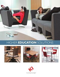 ki hub & myway lounge chairs, along with with some great looking
