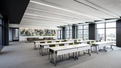 Biotronik offices by Ted Moudis Associates, New York City » Retail Design Blog
