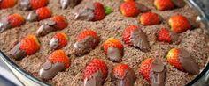 Copie a Receita de Escondidinho de morango chic - Receitas Supreme