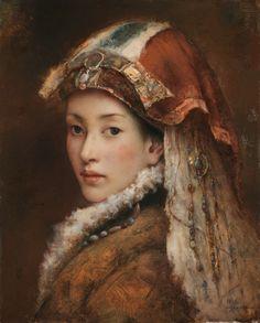 tang wei min artist   唐伟民(Tang Wei Min)...