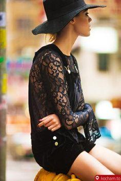 Kocham.to - Koronkowa bluzka