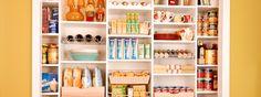Entertain With an Organized Kitchen Pantry
