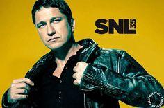 SNL SNL SNL Gerard Butler