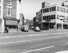 Aberdeen Street, Sneinton, 1973
