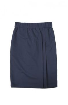 Side Pleat Unisex Skirt - the urban apparel