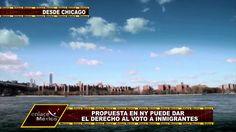 INMIGRANTES QUE PAGUEN IMPUESTOS EN NUEVA YORK PODRÍAN VOTAR