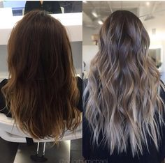 #hair#ombre#highlights