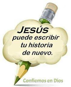 Confiemos en Dios.