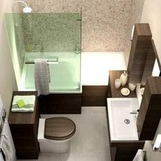 L Shaped Shower Bath (Left Handed) & Opera Panel by BC