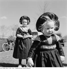 Jaarmarkt, Staphorst (1960) #Overijssel #Staphorst