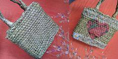 DIY:Decora/personaliza una canasta con servilletas de papel