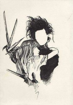Tim Burton's Edward Scissorhands