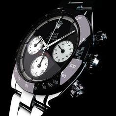 Rolex Daytona aftermarket bezel and dial