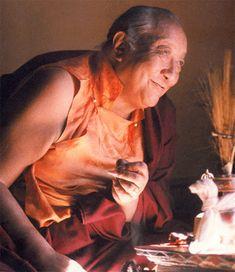 Images de grands maitres tibetains