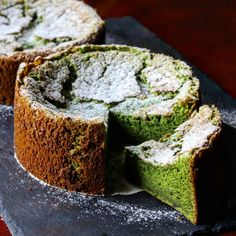 Matcha Dessert, Homemade Sweets, Banana Bread, Deserts, Muffin, Food And Drink, Cooking, Breakfast, Cake