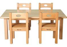 Harmony Rectangular Table 120 x 60 X 45cm - Harmony Furniture