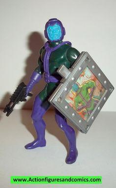 secret wars KANG 1984 vintage mattel toys complete action figures marvel super heroes