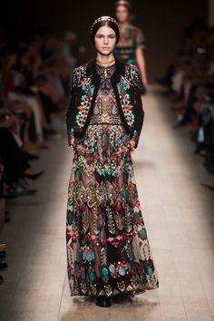Valentino s/s 2014 Paris Fashion Week