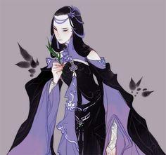 [JX3]Wanhua - Lijing by joscomie.deviantart.com on @deviantART