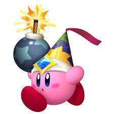 Kirby Bomba (Kirby Triple Deluxe)