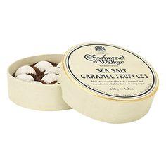 Buy Charbonnel et Walker Sea Salt Caramel Truffles,120g Online at johnlewis.com