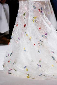 Giambattista Valli Fall 2013 Couture Details