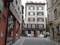 Restaurant Hasenburg, Schneidergasse, Basel
