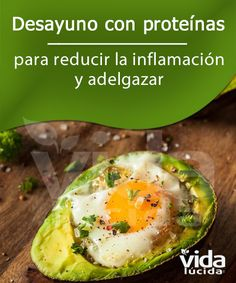 Clean Eating, Healthy Eating, Healthy Food, Avocado Egg, Wellness Tips, Sin Gluten, Food And Drink, Low Carb, Healthy Recipes