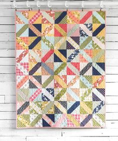 Craftsy Class by Amy of Diary of a Quilter and Layer Cake Giveaway!
