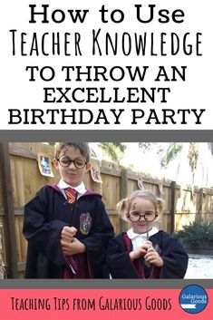How to Use Teacher Knowledge to Throw an Excellent Birthday Party. Explore how teacher skills helped me throw an amazing Harry Potter birthday party for my son and his friends. Teaching Strategies, Teaching Resources, Teaching Ideas, Handwriting Recognition, Call And Response, Effective Learning, Classroom Organisation, Teacher Memes, Teaching Language Arts