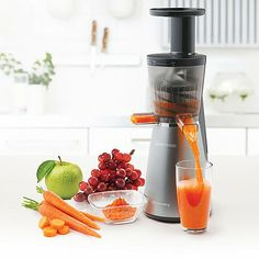 Juicepresso Cold-Press Juicer is now available on HSN!