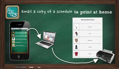 First Then Visual Schedule - Good Karma Apps - Exceptional Apps for Exceptional People.