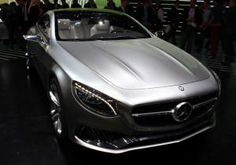 With the introduction of the Concept S-Class Coupe at the Frankfurt Motor Show, Mercedes-Benz has a new offering to tantalize the refined senses, and act the part known only to those who can afford it.