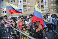 Vuelta a Espana in photos: stages 1 to 3 - The Colombian fans are out in force with two GC contenders at the Vuelta to support: Nairo Quintana and Rigoberto Uran.