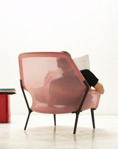 Vitra Slow Chair by brothers Bouroullec