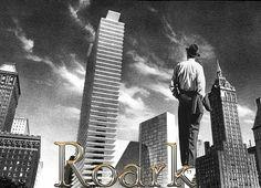 Howard Roark by Robert Tracy Howard Roark, Ayn Rand, Now What, Tango, Digital Art, Novels, Batman, Darth Vader, Books