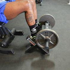 Titan Fitness Tibia DORSI Calf Machine for sale online Commercial Fitness Equipment, Exercise Equipment, Bar Workout, Gym Workouts, Calf Machine, Crossfit Home Gym, Gym Bar, Dream Gym, Diy Home