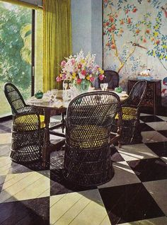 1000 images about 1970 1979 on pinterest vogue for Garden design 1970s