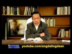 ang dating Daan debat 2011