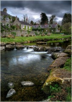 Fairy Glen Cottages, Rostrevor, Down, Northern Ireland Copyright: Gary McParland