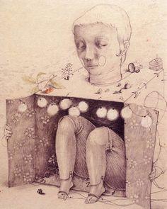 Zimbo illustrated by Joanna Concejo