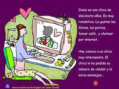 Me encanta escribir en español: la personalidad
