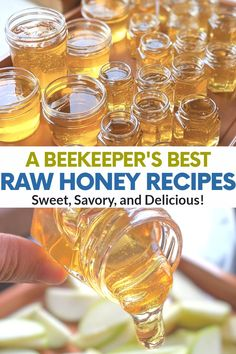 Honey Recipes, Vegan Recipes, Cooking Recipes, Good Food, Yummy Food, Healthy Life, Healthy Eats, Raw Honey, Bee Keeping