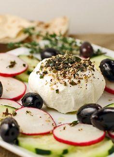 Labna, Lebanese cheese