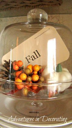 Adventures in Decorating: Before It's Too Late!