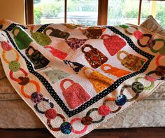 Quilt Patterns for Girls | French Quilts | My French Awakening