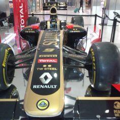 Lotus Renault 2012