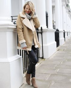 Five piece wardrobe - winter edition (chrissabella) Stylish Winter Outfits, Best Casual Outfits, Classy Outfits, Fall Outfits, Fashion Mode, Fashion Outfits, Peau Lainee, Mexico Fashion, Living In London