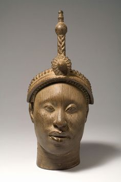 The Olokun head