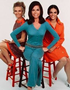 Mary Tyler Moore, '70s Style for Strong Women